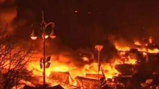 Донбасс в огне  фильм  о войне. 2015