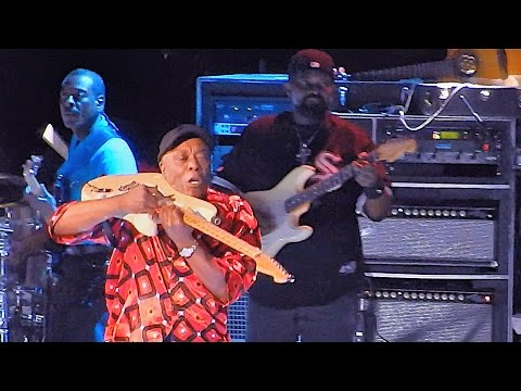 Buddy Guy Opening for Rolling Stones - Milwaukee 2015 Zip Code Tour Live in Concert