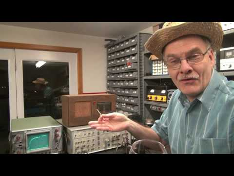 How to check guitar amp frequency response Leader LSW-115 swemar audio sweep generator