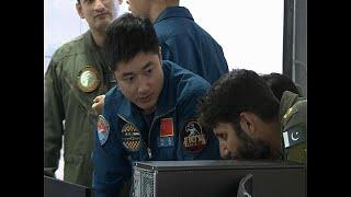 China und Pakistan: Militärübungen, die Indien gar nicht schmecken