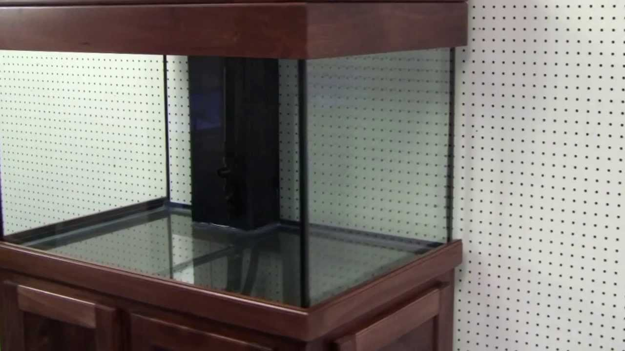 Etonnant Great Lakes Aquariums 85 Wide Furniture Grade Poplar Wood Aquarium Stand  Package