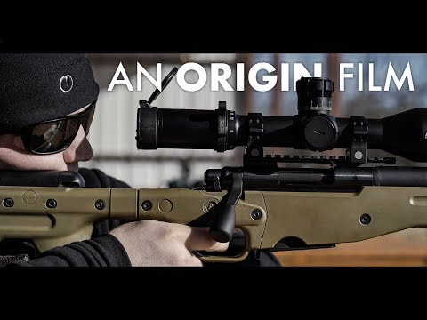 Elite SEAL Sniper JP Dinnell - An ORIGIN Film