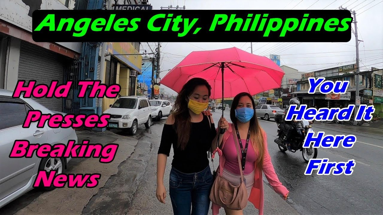 Angeles City Philippines News