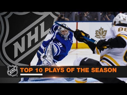 Top 10 Plays of the 2017-18 Season