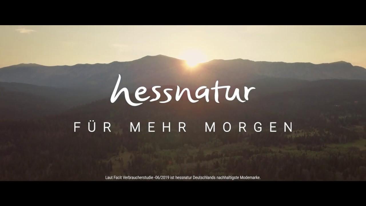 hessnatur | Für mehr morgen.