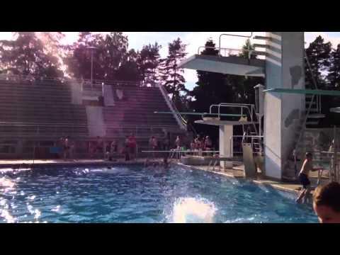 Splash - Helsinki Stadium Swimming pool