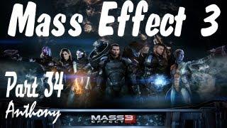 Mass Effect 3 Part 34 Destroying Cerberus (Commentary)