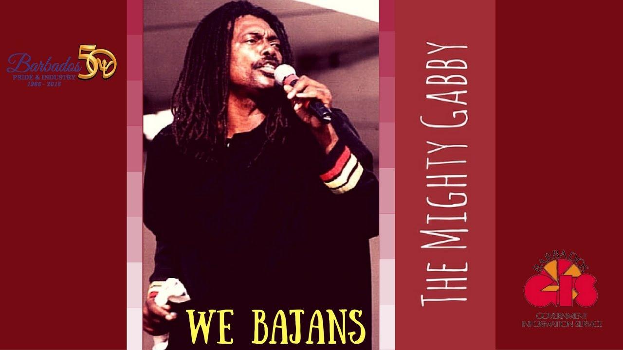We Bajans Anthony Gabby Carter Gis