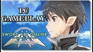 Sword Art Online: Lost Song | PC Gameplay (60 FPS) | No Commentary