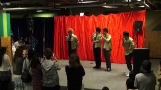 ライブプロミュージックステージ in レジャスポ Takahiの急病により 急...