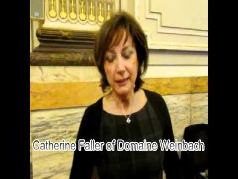 CatherineFallerWeinbachInterview.swf - click image for video