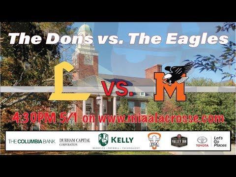 McDonogh vs Loyola Blakefield • 4:30pm EST • MIAA Game of the Week