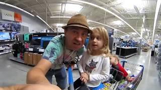 Американский магазин Walmart Мне кажется или так и есть?Я был другой в Колорадо 360 4K Zabugrom_Life