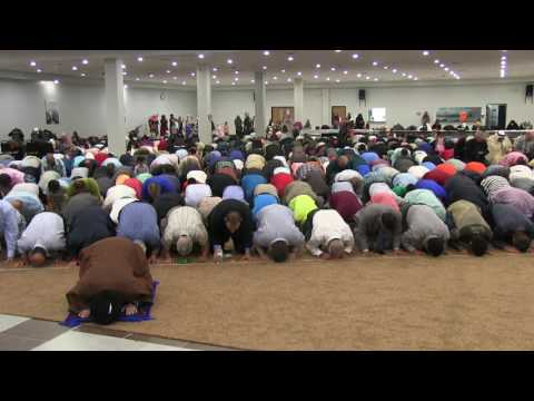 2016 Eid Al-Fitr Prayer with Imam Hassan Qazwini