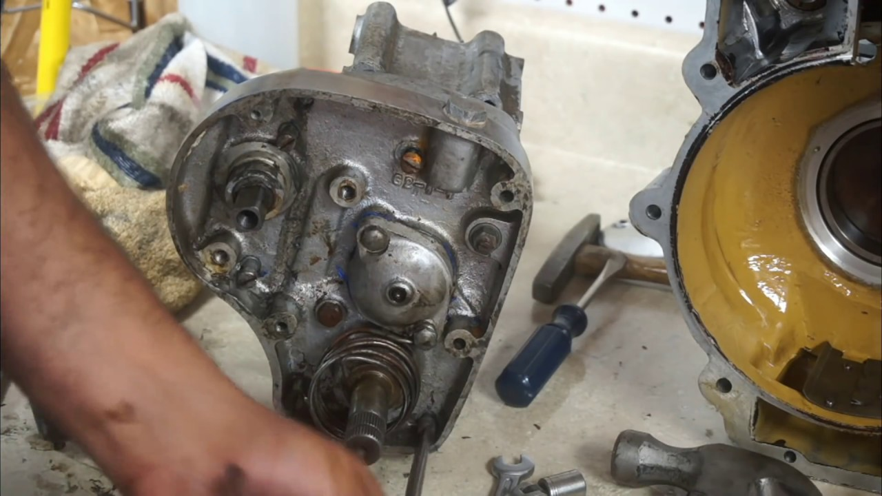 Royal Enfield Transmission Diagram Not Lossing Wiring Bullet Thunderbird Dismantling A Albion Gearbox Used In Youtube Rh Com