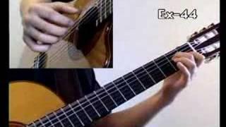 吉他教學 - 拉丁爵士吉他 5