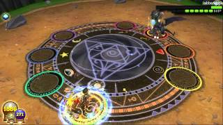 Wizard101 Balance solos JABBERWOCK