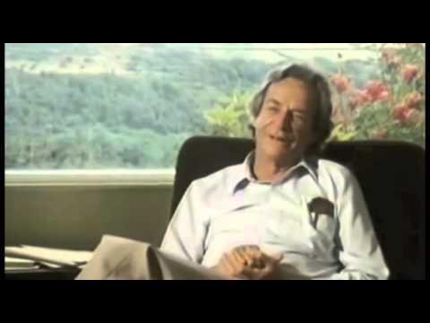 Richard Feynman talks about Algebra