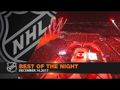 Sens win NHL100 Classic, Ovechkin's OT winner highlight memorable night