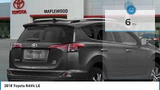 2018 Toyota RAV4 LE Maplewood, St Paul, Minneapolis, Brooklyn Park, MN J11947
