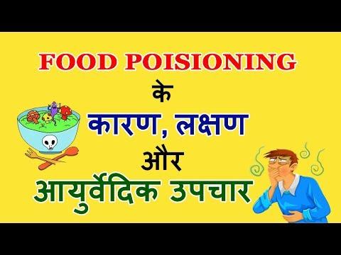 Food Poisoning  को ठीक करने के और उससे बचने के आयुर्वेदिक उपचार | Treatment For Food Poisoning