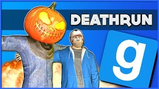 Gmod Deathrun Funny Moments: Delirious