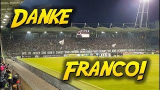 DANKE FRANCO! | SK Sturm Graz - SKN St. Pölten 3:2 (3:2), 19. Runde - Bundesliga 2017/18