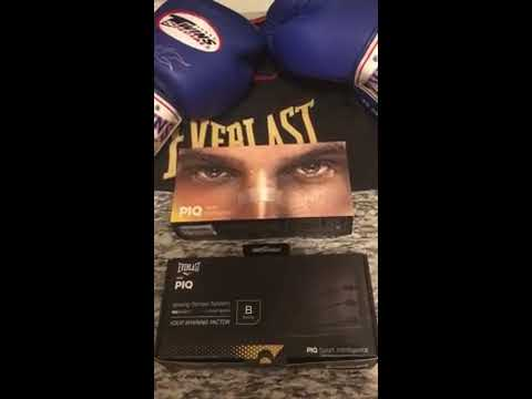 My Data as a Coach - Training with the Everlast and PIQ Boxing