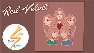 Color Harmony - The Red Velvet Megamix (레드벨벳)