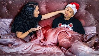 I Rather Spend Christmas With My EX PRANK On Girlfriend! | VLOGMAS DAY 2