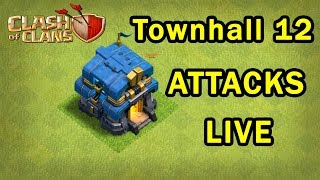🔴 Town Hall 12 Game play