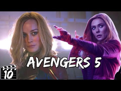 Top 10 Marvel Characters Who Should Be In Avengers 5 - 동영상