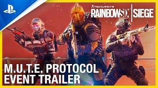 Tom Clancy's Rainbow Six Siege - M.U.T.E Protocol | PS4