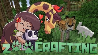 Wild Surprises in the Safari Zone Jungle!! • Zoo Crafting Season 4: New Horizons - Episode #11