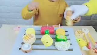 바베큐 주방놀이 소꿉세트 장난감