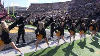 Iowa Cheerleading: A View from the Sidelines
