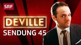 «Deville»: Mit feinstem Indie-Folk-Pop von Steiner & Madlaina   Deville Folge 45   SRF Comedy
