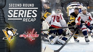 Capitals bounce Pens to reach Eastern Conference Final