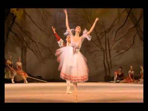 Excerpts from Giselle 2011 with the Bolshoi Ballet of Moscow