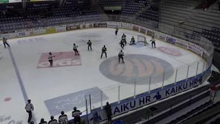 Juniori-Ässät - B1-joukkue - 12.12.2018 BSM Lukko - Ässät 2.erä