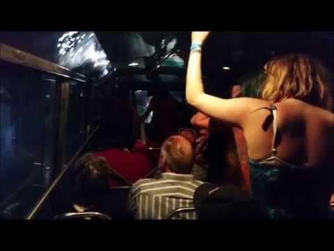 Barbados Reggae Bus 2 - Crank De Buss
