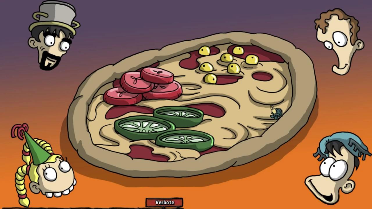 Lets Play Harveys Neue Augen 27 Pizza Youtube