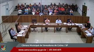 Câmara Municipal de Colina - 2ª Sessão Ordinária 17/02/2020