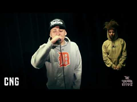 The Cypher Effect - Thomas Howard / CNG / Thas Legend / Alia Zin / Trew Uno