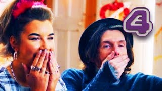 """Will You Marry Me?"" VERY Awkward Tattoo For New Girlfriend! 