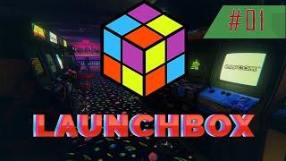 Tutorial Basico | Launch Box | #1 Instalar y Agregar Juegos,Emuladores