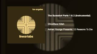 The Sureshot Parts 1 & 2 (Instrumental) - Ghostface Killah - 12 Reasons To Die Video