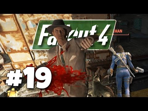 Fallout 4 Let's Play Ep. 19 - The Triggermen - Gameplay Walkthrough