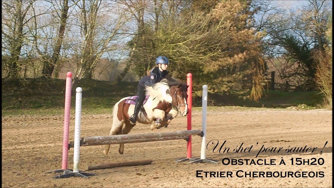 poney etrier cherbourgeois