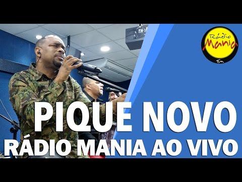 🔴 Radio Mania - Pique Novo - Ligando os Fatos